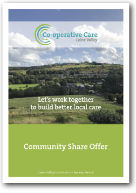 Co-operative Care Colne Valley Share Offer Document
